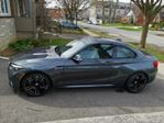 2018 BMW M2 Coupe w/Sunroof & Smartphone Connectivity Pkg. in Mississauga, Ontario