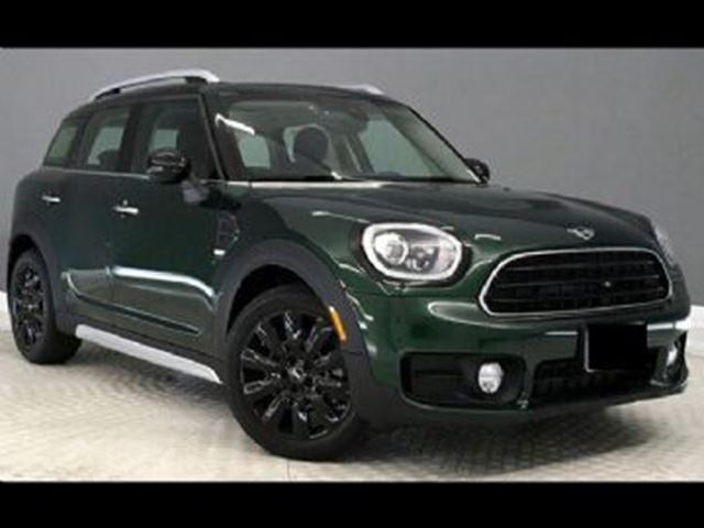 2019 MINI COOPER Countryman Cooper S ALL4 Premier + w/ ULTRA LOW KMS in Mississauga, Ontario