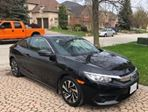 2017 Honda Civic LX w/Extended Warranty & LeaseGuard in Mississauga, Ontario
