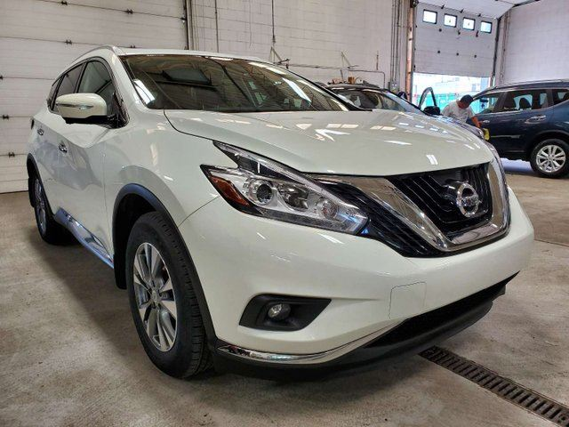 2015 NISSAN Murano SL 4dr AWD Sport Utility, Leather, Navigation in Calgary, Alberta