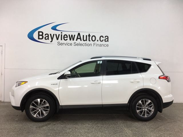 2018 Toyota RAV4 Hybrid LE+ - AWD! HTD SEATS! REVERSE CAM! GAS SAVER! + MORE! in
