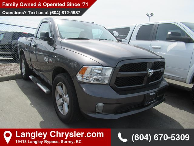 2015 Dodge RAM 1500 ST *4X2* *EXPRESS* *POWER GROUP* in