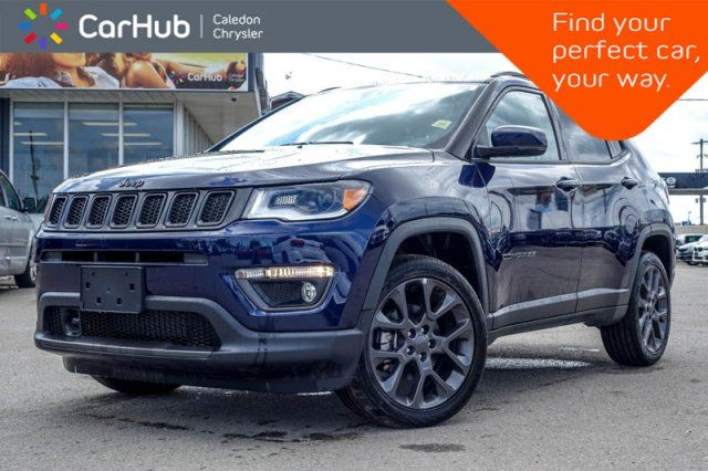 2019 Jeep Compass LIMITED in