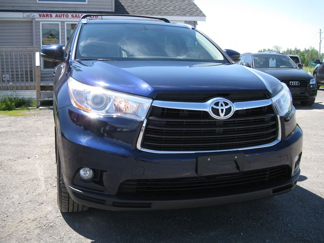 2015 Toyota Highlander Limited *Certified* in
