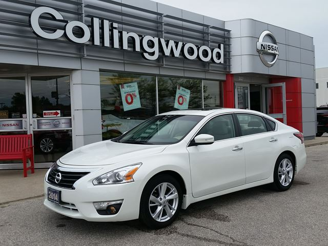 2014 Nissan Altima 2.5 SL TECH *1 OWNER* in