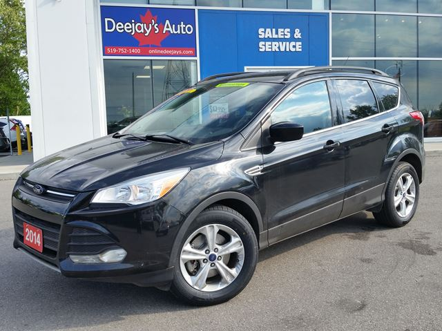 2014 FORD Escape SE 4WD in Brantford, Ontario