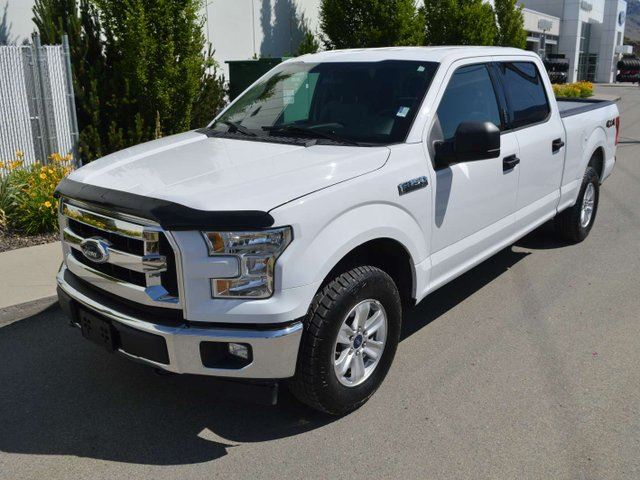 2017 Ford F-150 XLT 4x4 SuperCrew Cab Styleside 157.0 in. WB in