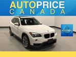2015 BMW X1 xDrive28i NAVIGATION|PANOROOF|LEATHER in Mississauga, Ontario