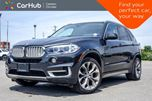 2016 BMW X5 xDrive35i Navi Pano Sunroof Bluetooth Backup Cam Leather Heated Front Seats 19Alloy Rims in Bolton, Ontario