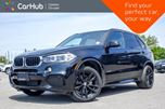 2017 BMW X5 xDrive35i Sport Navi Pano Sunroof Bluetooth Backup Cam Leather Heated Front Seats 19Alloy Rims in Bolton, Ontario