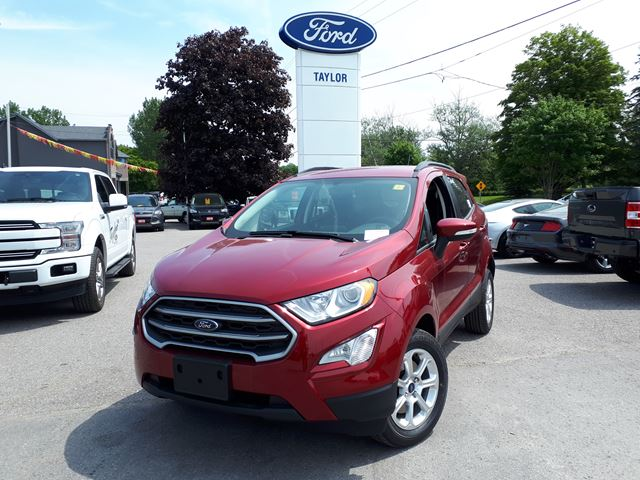 2019 FORD EcoSport SE in Port Perry, Ontario