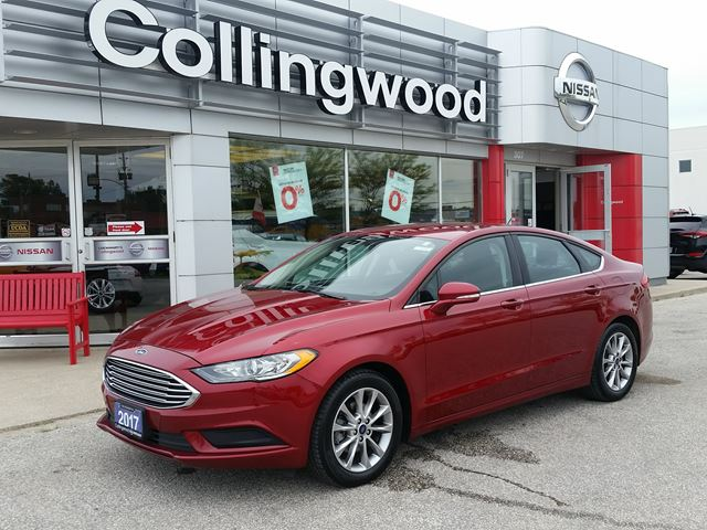 2017 Ford Fusion SE 1.5L ECOBOOST *1 OWNER* in