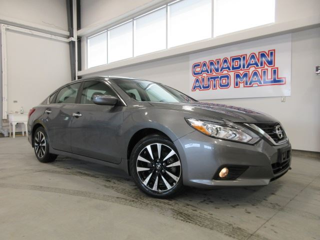 2018 Nissan Altima SV, HTD. SEATS, BT, CAMERA, 55K! in