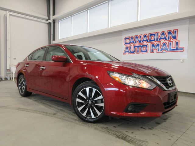 2018 Nissan Altima SV, HTD. SEATS, BT, CAMERA, 51K! in