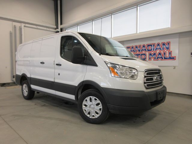 2018 Ford Transit Van T250 LOW ROOF, SHORTY, A/C, CAMERA, 37K! in