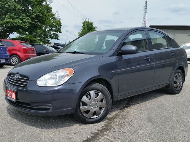 2010 Hyundai Accent L in