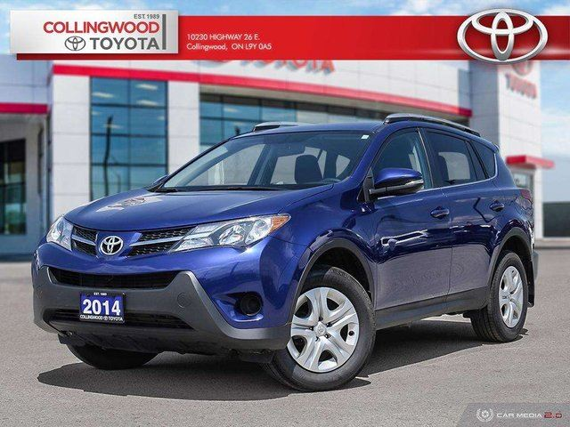 2014 Toyota RAV4 LE AWD NEW TIRES AND NEW BRAKES in