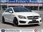 2014 Mercedes-Benz CLA250 AMG PACKAGE, 4MATIC, PANORAMIC ROOF, LEATHER SEATS in North York, Ontario
