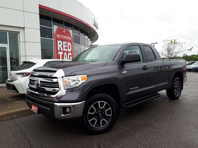 2017 Toyota Tundra SR5 Plus in