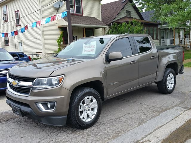 2016 CHEVROLET Colorado 4WD LT in St Catharines, Ontario