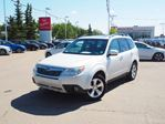 2010 Subaru Forester SportTech. AWD. Accident Free. Panoramic Moonroof. Navigation. Heated Seats. Traction Control. Cargo Tray. in Edmonton, Alberta