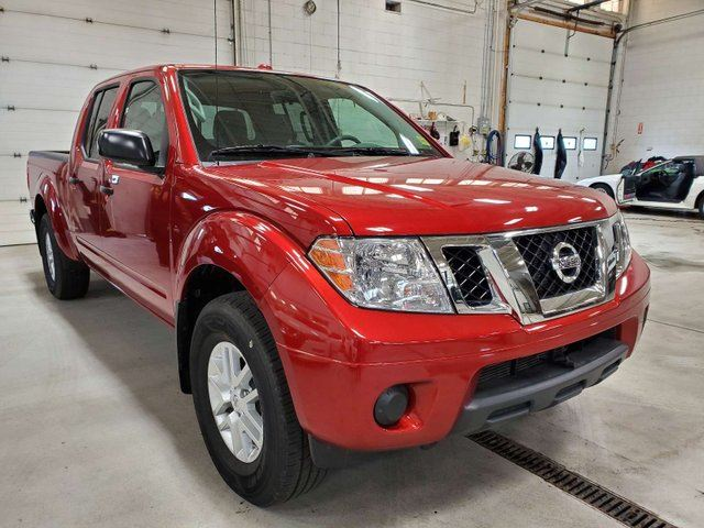 2018 NISSAN Frontier Crew Cab SV 4x4 at in Calgary, Alberta