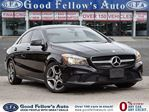 2015 Mercedes-Benz CLA250 SUNROOF, LEATHER SEATS, POWER SEATS, NAVIGATION in North York, Ontario