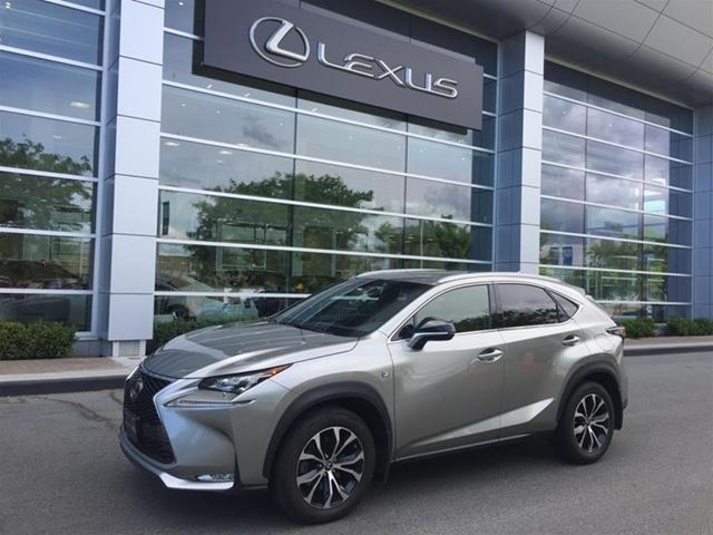 2016 LEXUS NX 200T 6A in Richmond, British Columbia