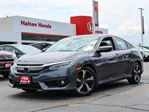 2016 Honda Civic Touring Sedan CVT in Burlington, Ontario