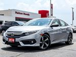 2018 Honda Civic Touring Sedan CVT in Burlington, Ontario