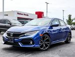 2017 Honda Civic Sport Touring CVT in Burlington, Ontario