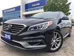 2015 Hyundai Sonata 2.0T  ULTIMATE  NAVI  LEATHER  CAM  0NE OWNER in Oakville, Ontario