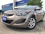 2015 Hyundai Elantra GL  1.8L  POWER OPTION  HEATED SEAT  ONE OWNER in Oakville, Ontario