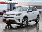 2017 Toyota RAV4 LE One Owner, No Accidents, Toyota Serviced in London, Ontario