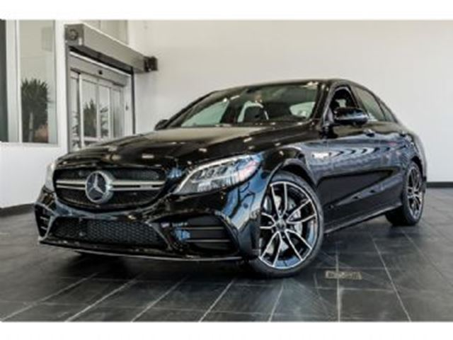 2019 MERCEDES-BENZ C-CLASS C43 AMG 4MATIC in Mississauga, Ontario
