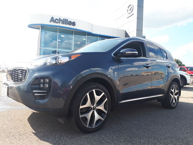 2017 Kia Sportage SX Turbo, Leather, Pano Roof in
