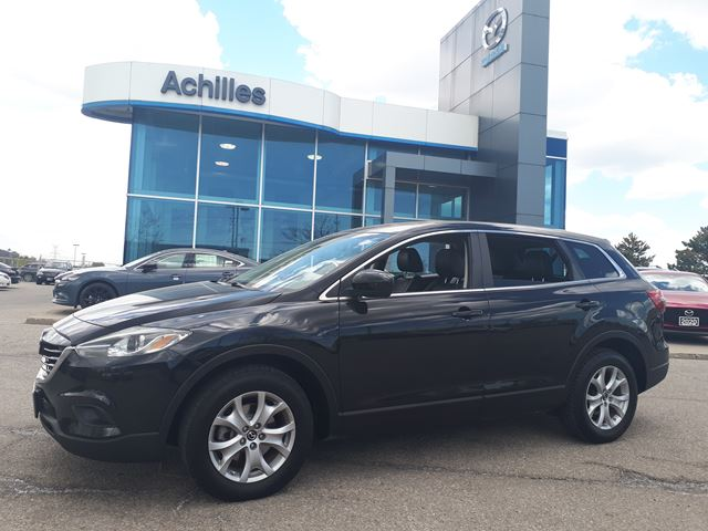 2015 Mazda CX-9 GS-AWD, 3.7L V6, Luxury Pkg in