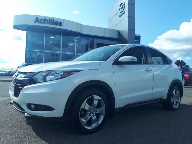 2016 Honda HR-V EX, Auto, Alloys, Moonroof in