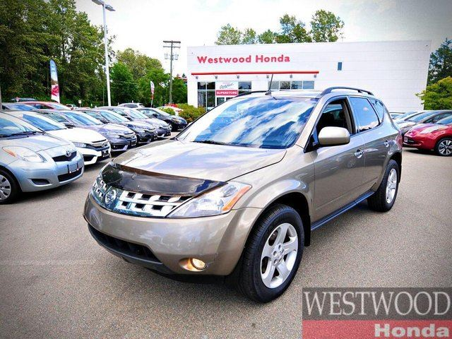 2004 Nissan Murano SL AWD - AWD in Port Moody, British Columbia