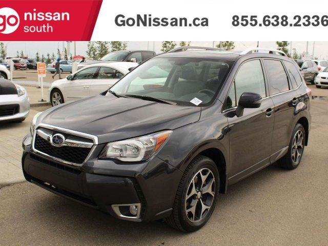 2015 SUBARU Forester XT Limited w/Tech Pkg in Edmonton, Alberta