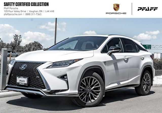 2017 LEXUS RX 350 8A in Woodbridge, Ontario