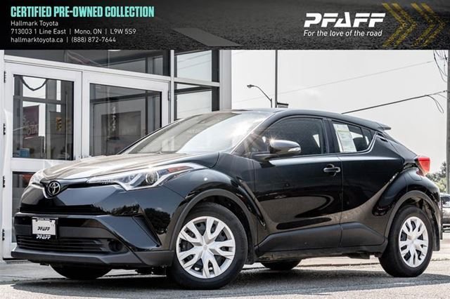 2019 Toyota C-HR LE in