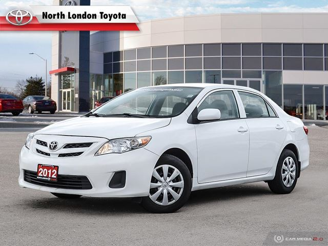 2012 Toyota Corolla CE Former Daily Rental, No Accidents in