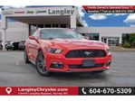 2017 Ford Mustang EcoBoost Premium in Surrey, British Columbia