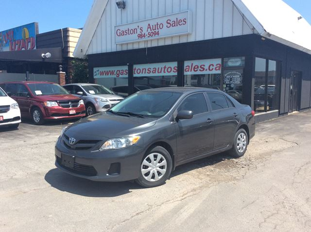 2012 Toyota Corolla WHAT A VALUE! in