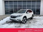 2016 Honda CR-V Touring AWD One Owner Local in Calgary, Alberta