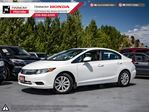 2012 Honda Civic  EX in Kelowna, British Columbia