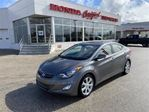 2013 Hyundai Elantra Limited in Winnipeg, Manitoba