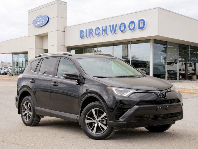 2018 TOYOTA RAV4 LE AWD*Back Up Cam*Heated Seats in Winnipeg, Manitoba