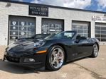 2008 Chevrolet Corvette Navigation Heated Seats No Accidents in Guelph, Ontario